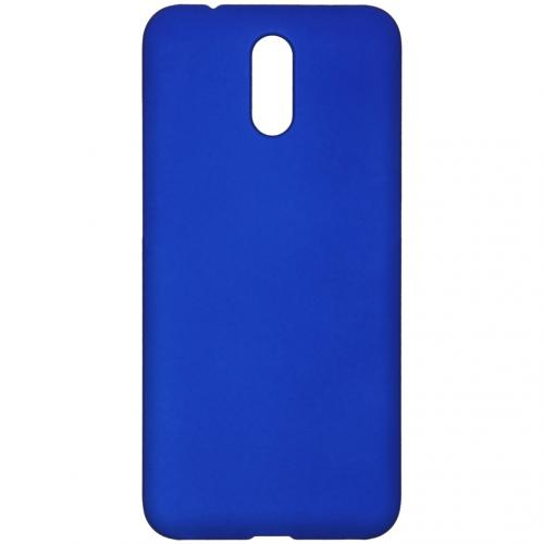 Effen Backcover voor de Nokia 2.3 - Blauw