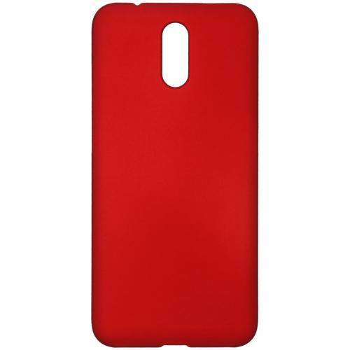Effen Backcover voor de Nokia 2.3 - Rood