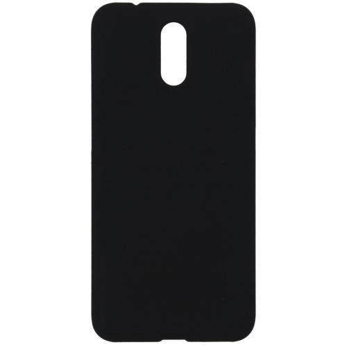 Effen Backcover voor de Nokia 2.3 - Zwart