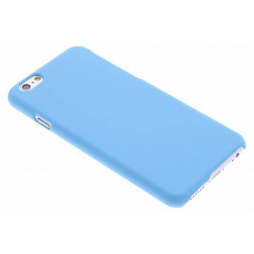 Effen Backcover voor iPhone 6 / 6s - Lichtblauw