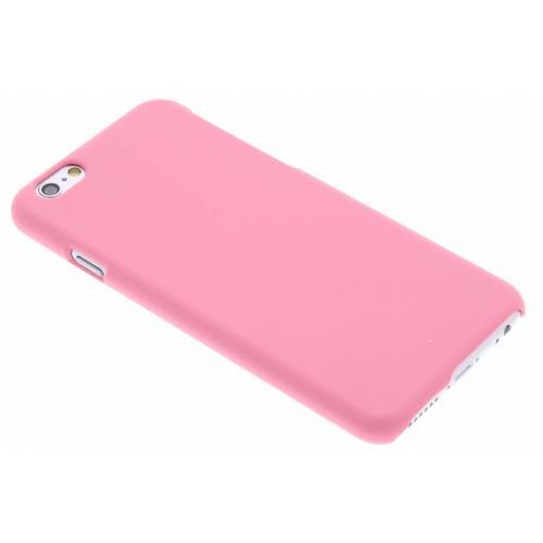 Effen Backcover voor iPhone 6 / 6s - Roze