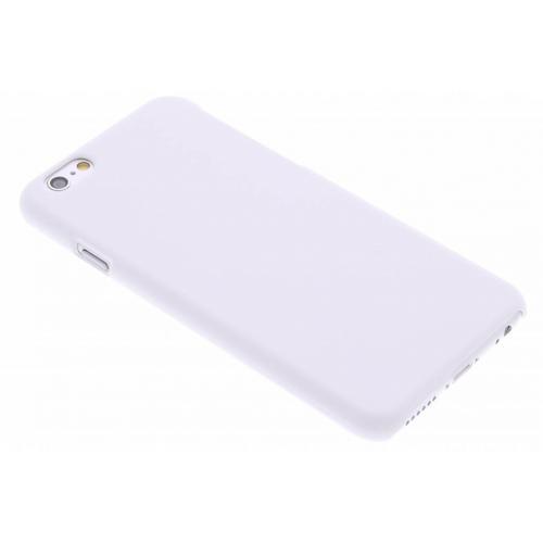 Effen Backcover voor iPhone 6 / 6s - Wit
