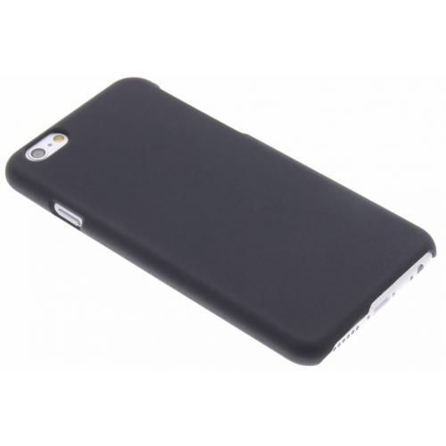 Effen Backcover voor iPhone 6 / 6s - Zwart