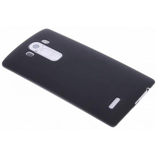 Effen Backcover voor LG G4 - Zwart