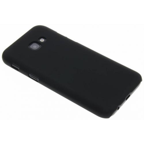 Effen Backcover voor Samsung Galaxy A5 (2017) - Zwart
