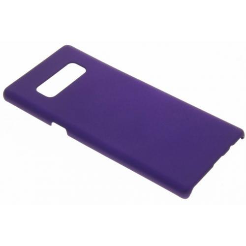Effen Backcover voor Samsung Galaxy Note 8 - Paars