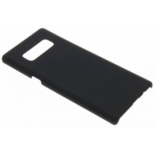 Effen Backcover voor Samsung Galaxy Note 8 - Zwart