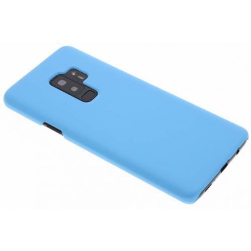 Effen Backcover voor Samsung Galaxy S9 Plus - Lichtblauw