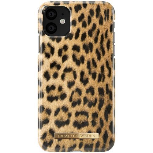 Fashion Backcover voor de iPhone 11 - Wild Leopard