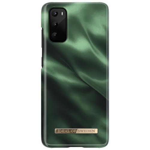 Fashion Backcover voor de Samsung Galaxy S20 - Emerald Satin