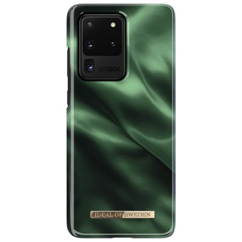 Fashion Backcover voor de Samsung Galaxy S20 Ultra - Emerald Satin