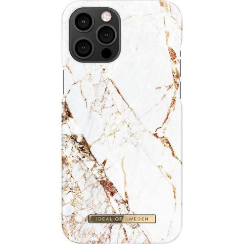 Fashion Backcover voor iPhone 12 Pro Max - Carrara Gold