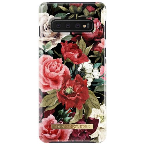Fashion Backcover voor Samsung Galaxy S10 - Antique Roses