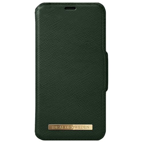 Fashion Wallet voor de Samsung Galaxy S10 - Groen