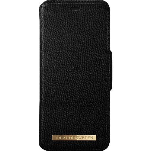 Fashion Wallet voor de Samsung Galaxy S20 Plus - Zwart