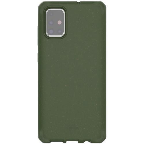 Feronia Bio Backcover voor de Samsung Galaxy A71 - Groen