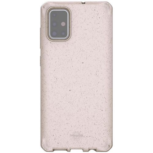 Feronia Bio Backcover voor de Samsung Galaxy A71 - Naturel