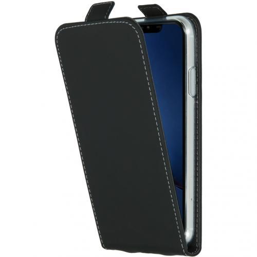 Flipcase voor de iPhone 11 - Zwart