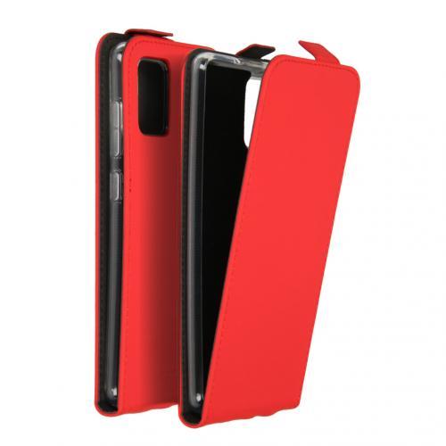 Flipcase voor de Samsung Galaxy A71 - Rood