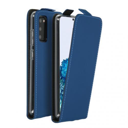 Flipcase voor de Samsung Galaxy S20 - Blauw