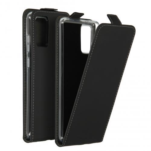 Flipcase voor de Samsung Galaxy S20 Plus - Zwart