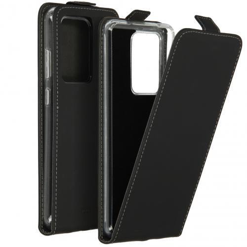 Flipcase voor de Samsung Galaxy S20 Ultra - Zwart