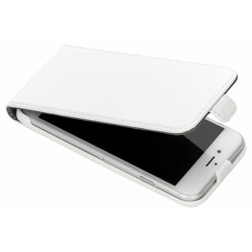 Flipcase voor iPhone 8 / 7 / 6s / 6 - Wit