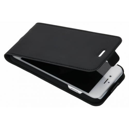 Flipcase voor iPhone 8 / 7 / 6s / 6 - Zwart