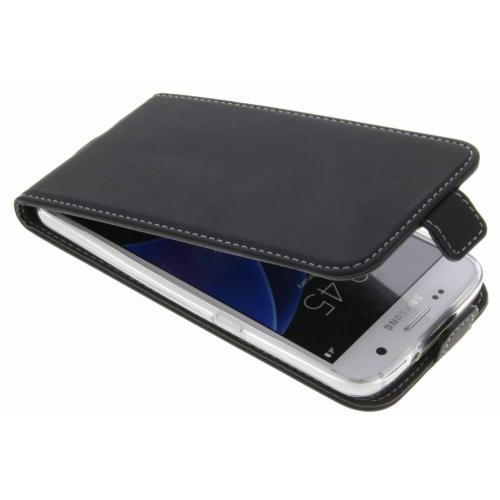 Flipcase voor Samsung Galaxy S7 - Zwart