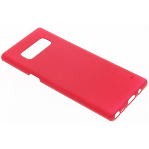 Frosted Shield Backcover voor Samsung Galaxy Note 8 - Rood