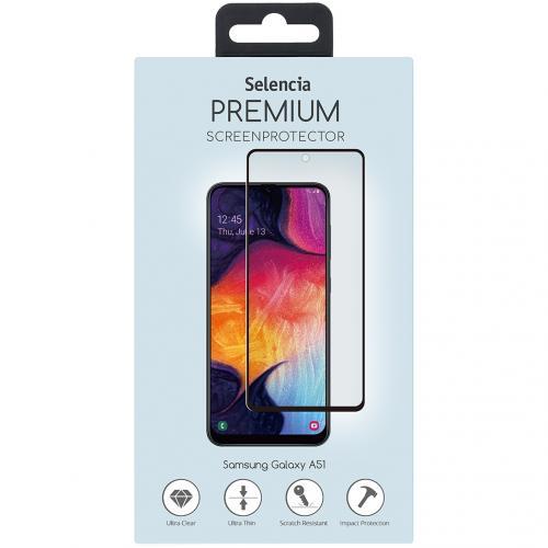 Gehard Glas Premium Screenprotector voor de Samsung Galaxy A51