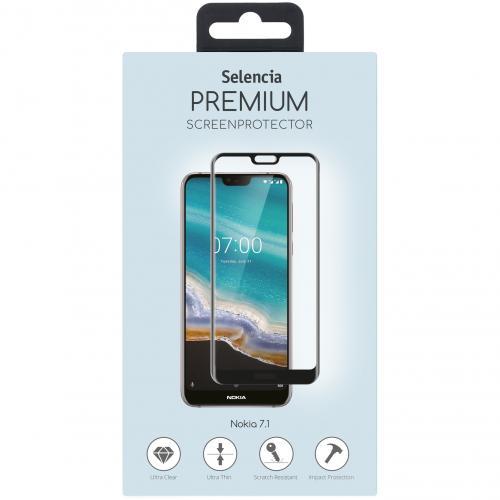 Gehard Glas Premium Screenprotector voor Nokia 7.1