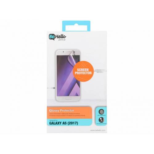Glossy Screenprotector voor Samsung Galaxy A5 (2017) - Transparant