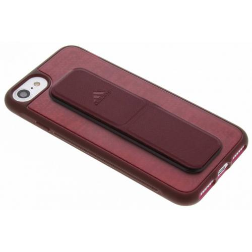 Grip Backcover voor iPhone 8 / 7 / 6s / 6 - Rood