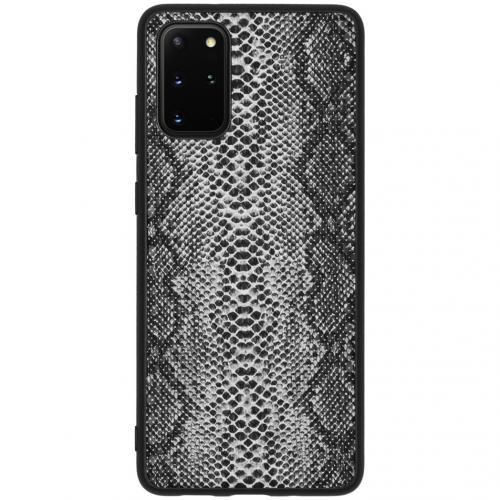 Hardcase Backcover voor de Samsung Galaxy S20 Plus - Slang