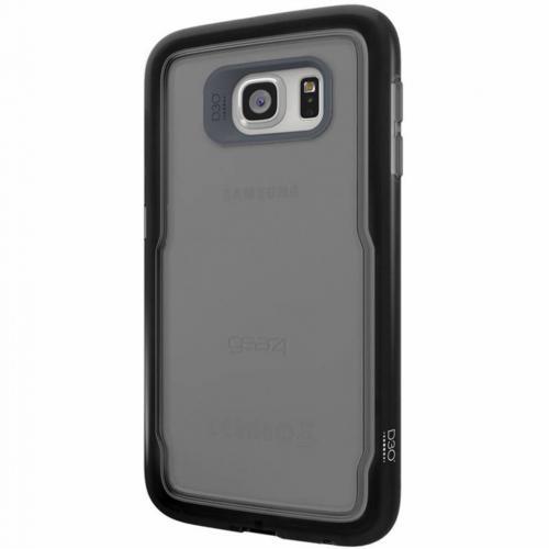 IceBox Shock Backcover voor Samsung Galaxy S7 - Zwart