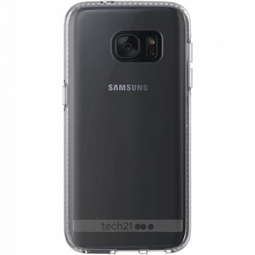 Impact Clear Backcover voor Samsung Galaxy S7 - Transparant
