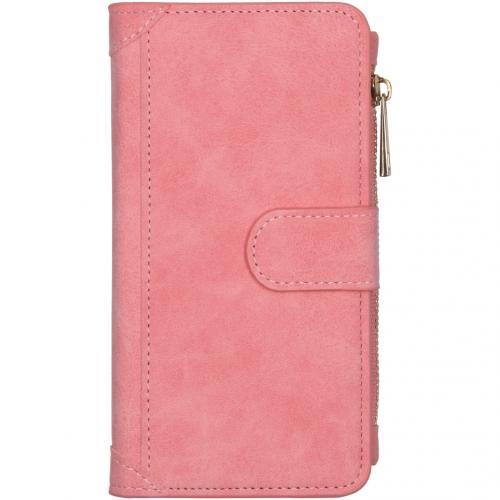 Luxe Portemonnee voor de iPhone 12 6.1 inch - Roze