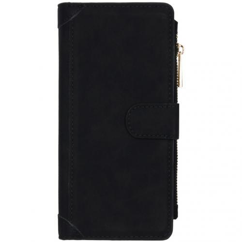 Luxe Portemonnee voor de Samsung Galaxy A21s - Zwart