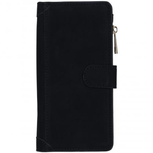Luxe Portemonnee voor de Samsung Galaxy S20 Plus - Zwart