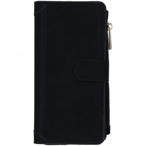 Luxe Portemonnee voor de Samsung Galaxy S20 Ultra - Zwart