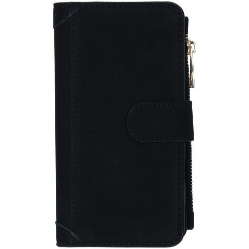 Luxe Portemonnee voor de Samsung Galaxy S20 - Zwart