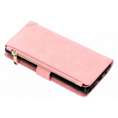 Luxe Portemonnee voor Samsung Galaxy Note 9 - Roze