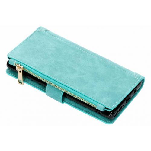 Luxe Portemonnee voor Samsung Galaxy Note 9 - Turquoise