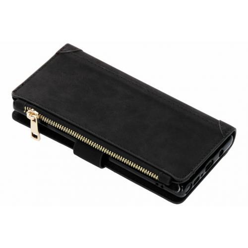 Luxe Portemonnee voor Samsung Galaxy Note 9 - Zwart