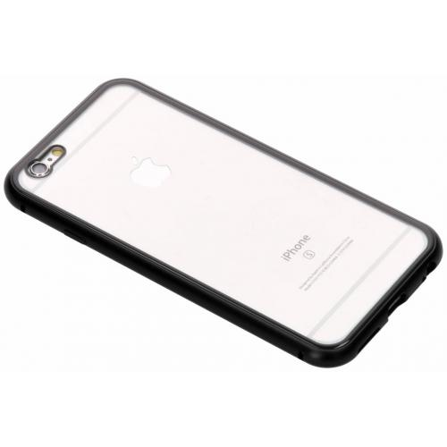 Magnetisch Backcover voor iPhone 6 / 6s - Zwart
