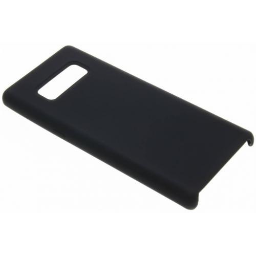 Matte Backcover voor Samsung Galaxy Note 8 - Zwart