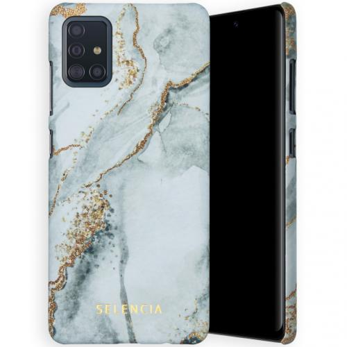 Maya Fashion Backcover voor de Samsung Galaxy A51 - Marble Stone