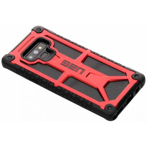 Monarch Backcover voor Samsung Galaxy Note 9 - Rood