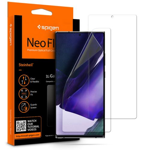 Neo Flex Screenprotector Duo Pack voor de Samsung Galaxy Note 20